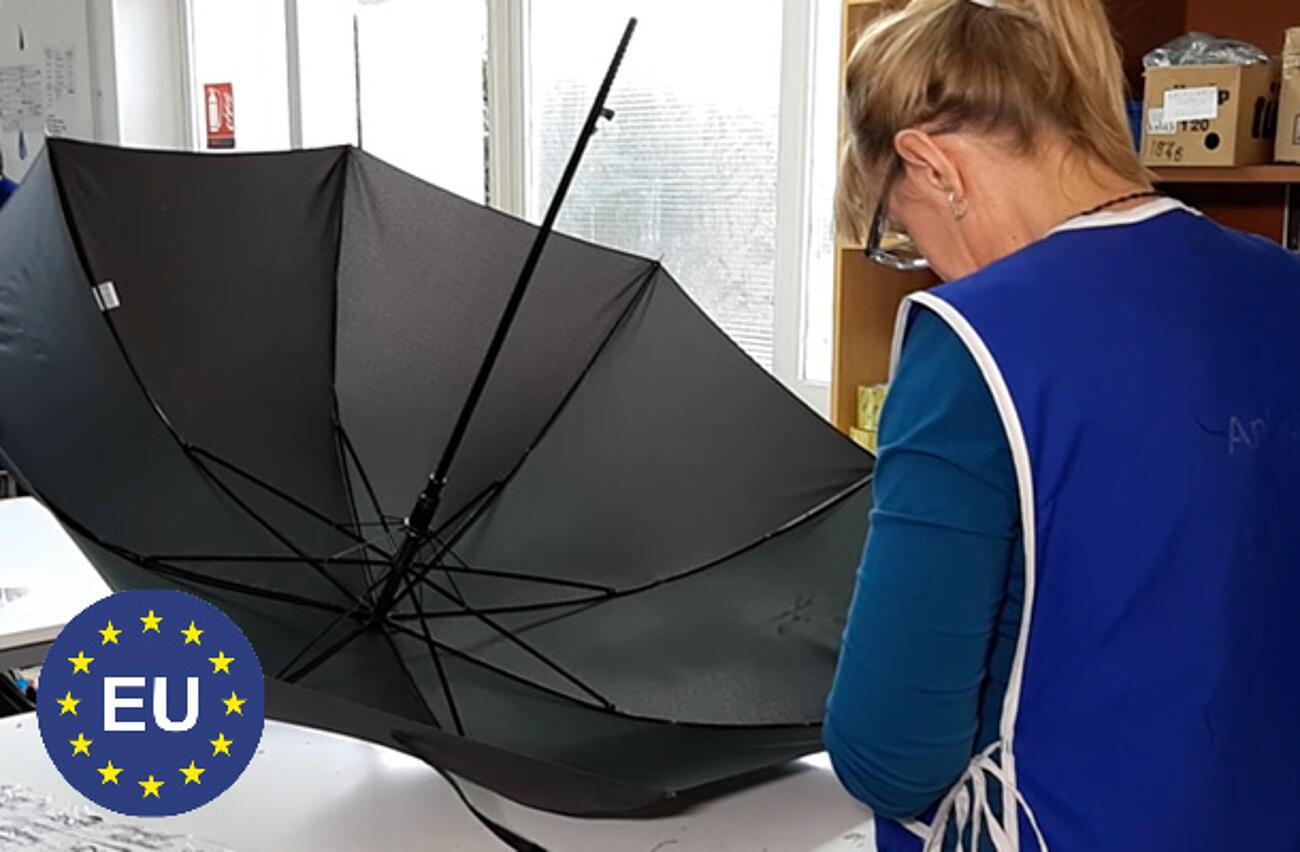Regenschirme Made in EU